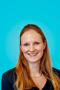 Projectleider Dorien Jansen