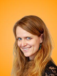 Projectleider Lianne Roosenbrand